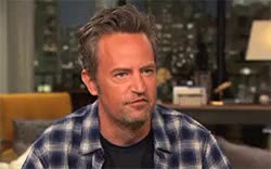 Watch and share Matthew Perry GIFs and Birthday GIFs on Gfycat