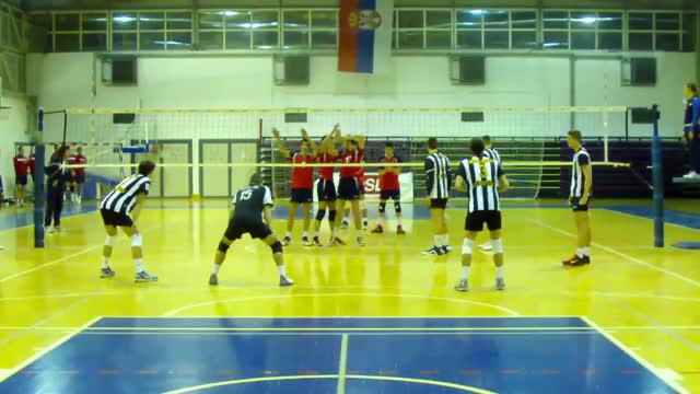 Watch OK Crvena Zvezda vs OK Partizan (Aleksa Nestorovic - CZ #7) GIF on Gfycat. Discover more related GIFs on Gfycat