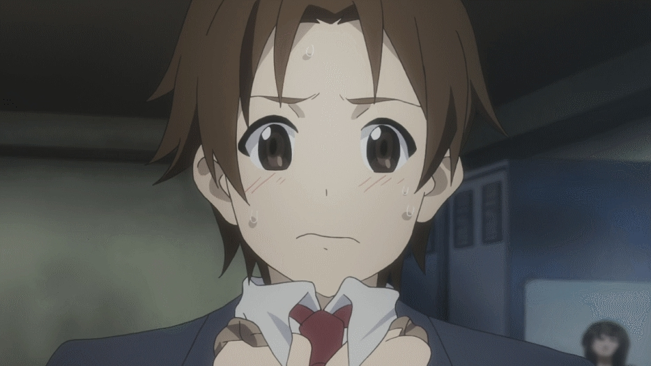 animegifs, Not your every day confession [Kokoro Connect] (reddit) GIFs