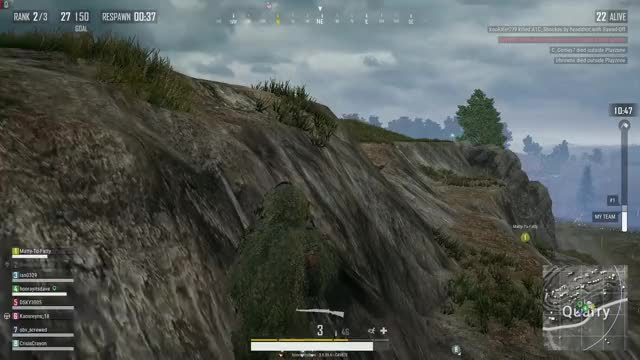 Watch and share Pubg GIFs by hoorayitsdave on Gfycat