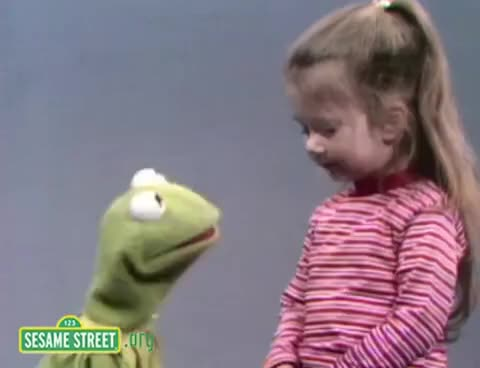 Watch and share Sesame Street: Kermit And Joey Say The Alphabet GIFs on Gfycat