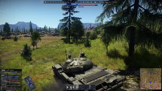 Watch and share Warthunder Tank GIFs on Gfycat
