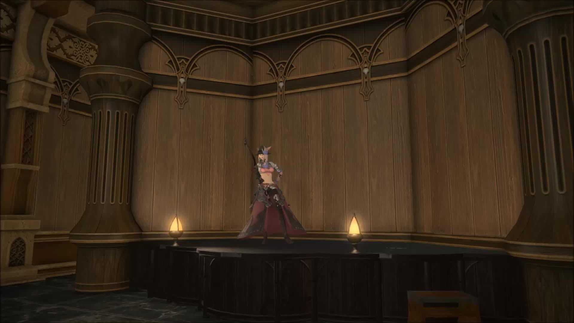 ffxiv, FFXIV Thavnairian Dance GIFs