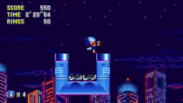 Watch SONIC MANIA: 12 Minutes of Gameplay (No Commentary) GIF by itjstwntwrk. (@mfzoro) on Gfycat. Discover more gameplay, sdcc, sonic mania GIFs on Gfycat