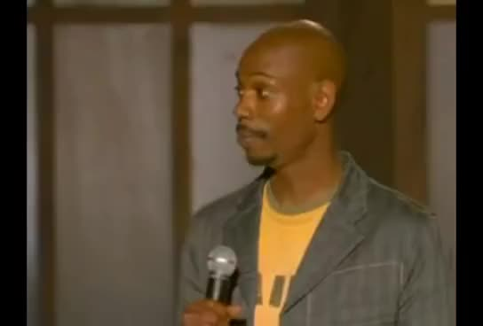 Watch and share Dave Chappelle - Celebrities GIFs on Gfycat