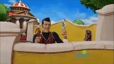 Watch and share Robbie Rotten GIFs on Gfycat