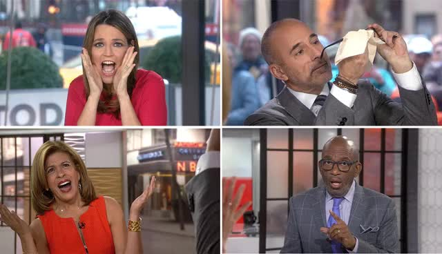 Watch TODAY GIF on Gfycat. Discover more al roker GIFs on Gfycat