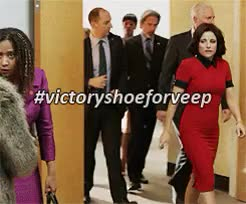Watch and share Julia Louis Dreyfus GIFs and Veeple At The Emmys GIFs on Gfycat