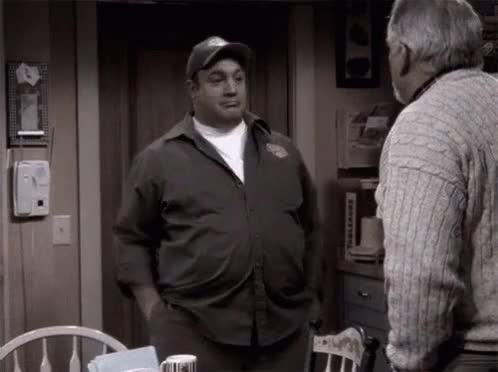 Watch and share Kevin James GIFs and Cheap GIFs on Gfycat