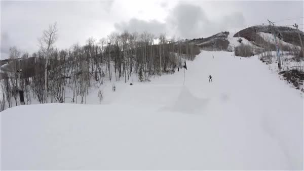 Watch and share Skiing GIFs by ridethepiggy on Gfycat