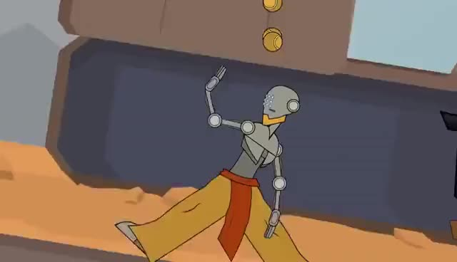Watch and share Move The Payload! - An Overwatch Cartoon GIFs on Gfycat