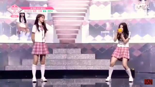 Watch [PRODUCE48 EP11] THE ORANGE CEREMONY (ORENJI) GIF on Gfycat. Discover more related GIFs on Gfycat