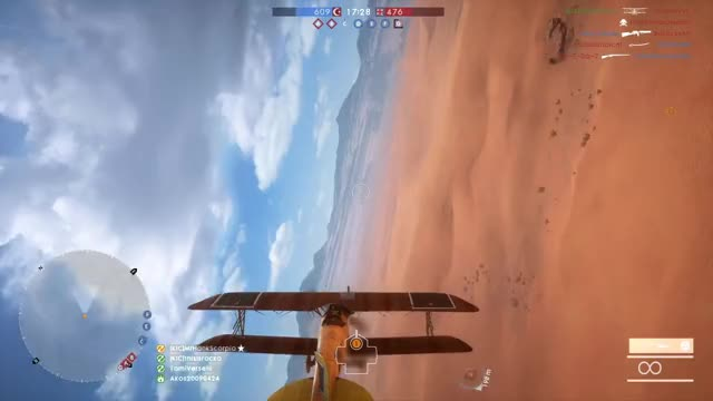 Watch BF1 - Best Dogfight ever GIF on Gfycat. Discover more PS4share, Battlefield™ 1, MrHankScorpio, PlayStation 4, Sony Interactive Entertainment GIFs on Gfycat