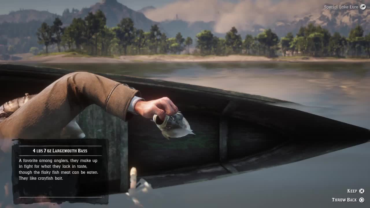#PS4share, Gaming, PlayStation 4, Red Dead Redemption 2, Sony Interactive Entertainment, Wyatt Toutges, Arthur Goes Fishing [GamePhysics] GIFs