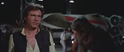 harrison ford, May the Force be with you GIFs