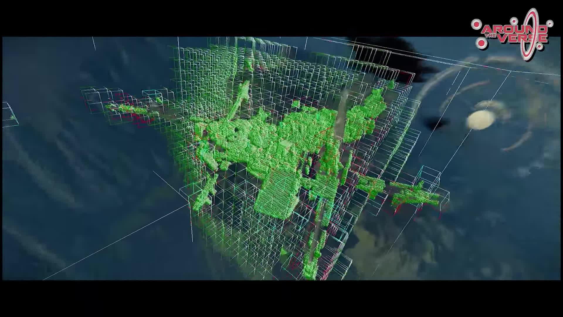 cloud imperium, roberts space industries, star citizen, Star Citizen: Planetside Facility GIFs