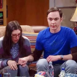 Watch and share What Are You Doing? GIFs and The Big Bang Theory GIFs on Gfycat