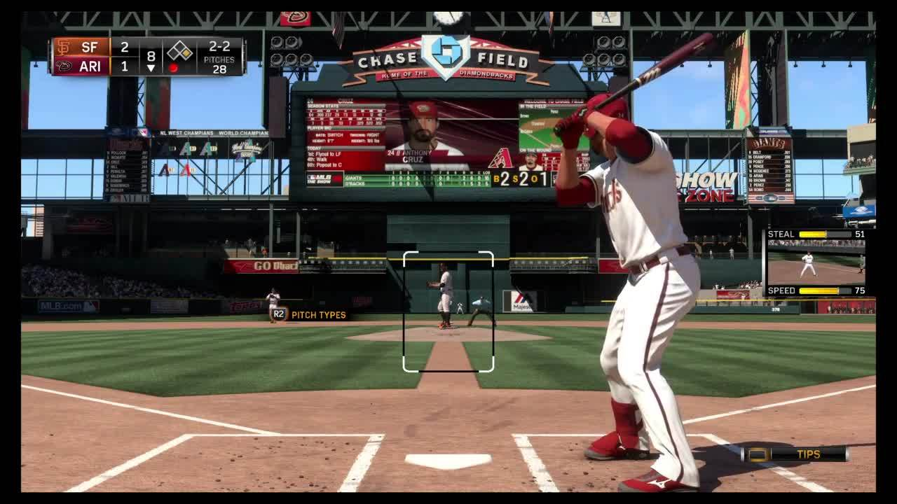 MLBTheShow, mlbtheshow, really take them out (reddit) GIFs