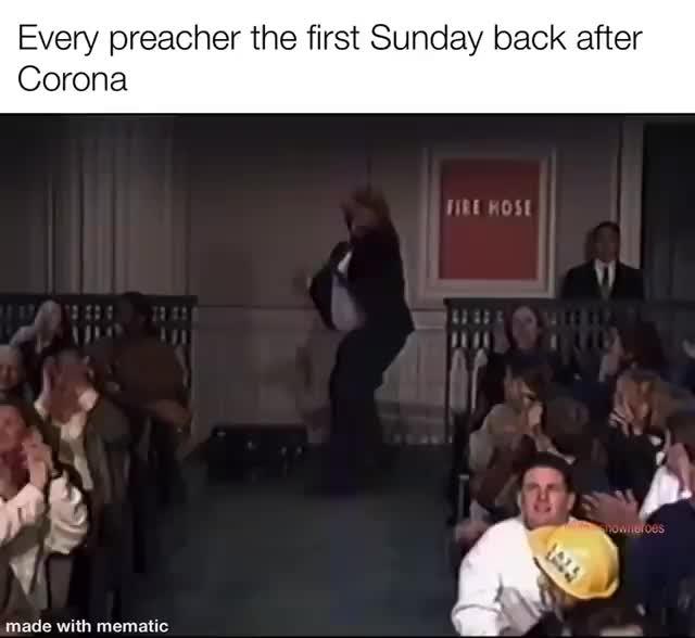Watch and share Preachers After Coronavirus GIFs on Gfycat