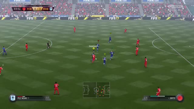 Watch ladrao que rouba ladrao1 GIF by Gamer DVR (@xboxdvr) on Gfycat. Discover more EASPORTSFIFA17, iSergioFonseca, xbox, xbox dvr, xbox one GIFs on Gfycat