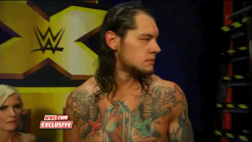 Watch and share Different Breed GIFs and Baron Corbin GIFs on Gfycat