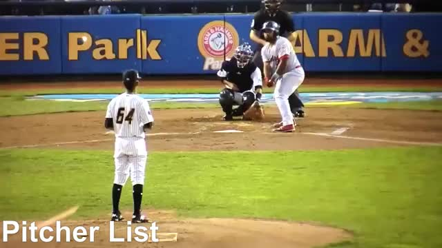 Watch Deivi Garcia Curveball 5 GIF on Gfycat. Discover more Deivi Garcia, MiLB, New York Yankees, baseball GIFs on Gfycat
