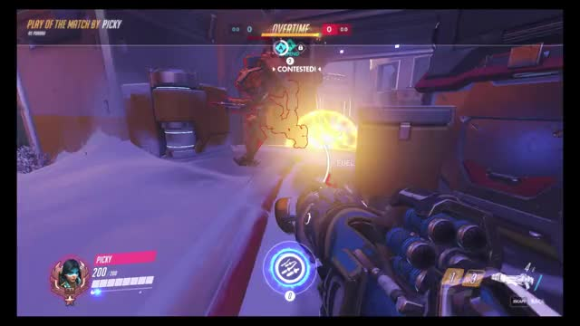 Watch and share Overwatch GIFs and Denial GIFs by pickys on Gfycat