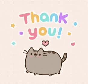 Watch and share Gracias GIFs and Pusheen GIFs by Reactions on Gfycat