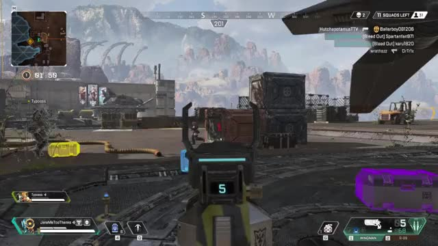 Watch and share Sick Pathfinder Flank GIFs on Gfycat