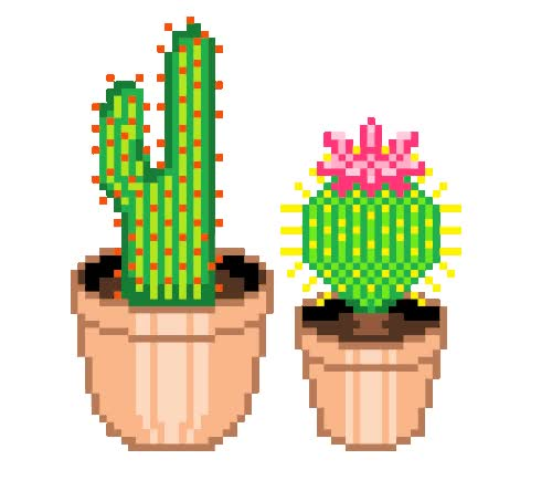 Watch and share 🌵 Cactus animated stickers on Gfycat