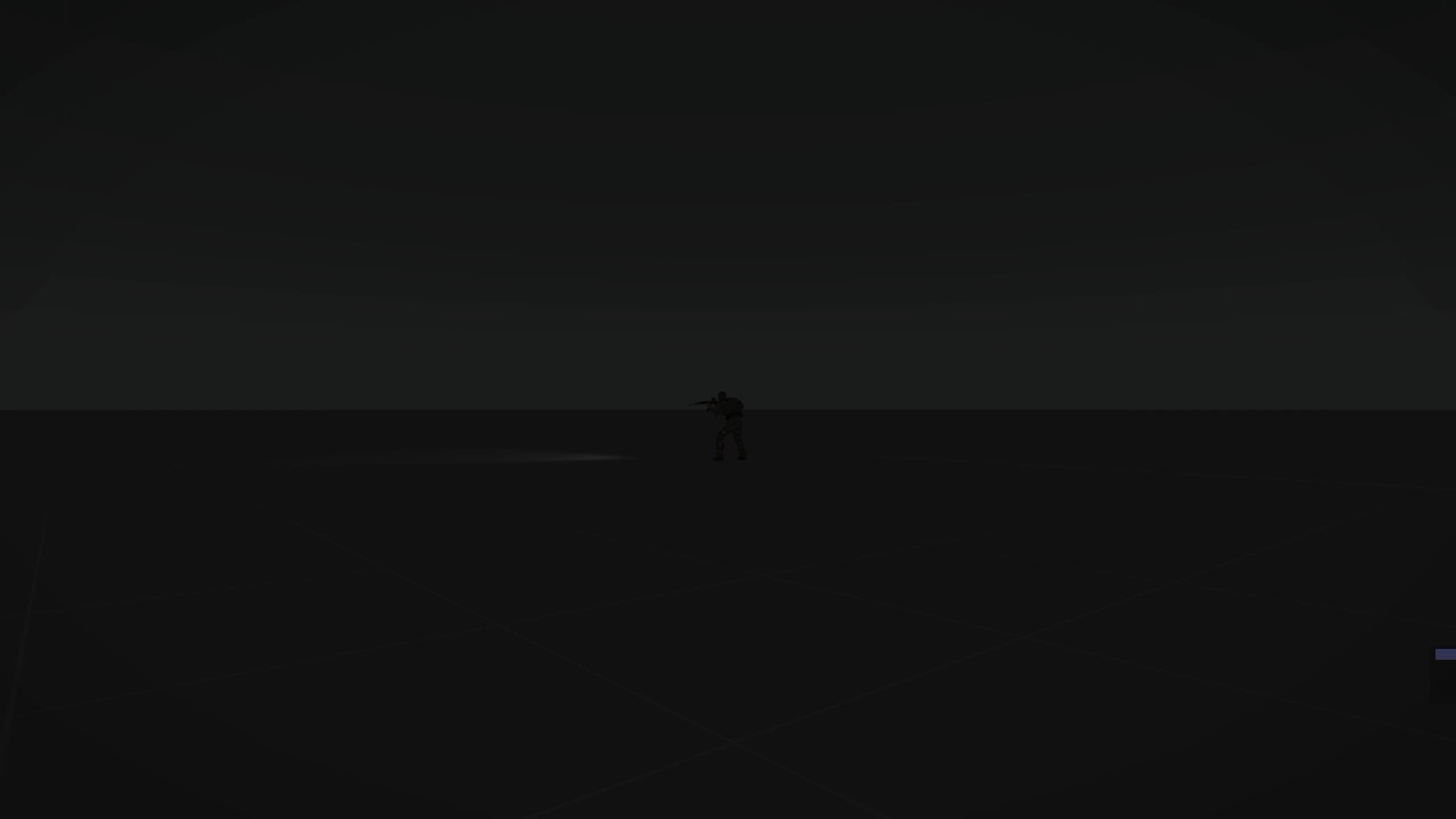 2DP Zenit Flashlight LOD GIFs