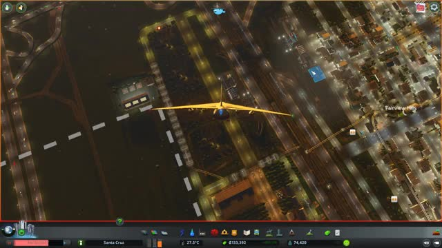 Watch Takeoff and Landing GIF by Canteen (@canteen) on Gfycat. Discover more Airplanes, Cities: Skylines, Glitch, Trains GIFs on Gfycat