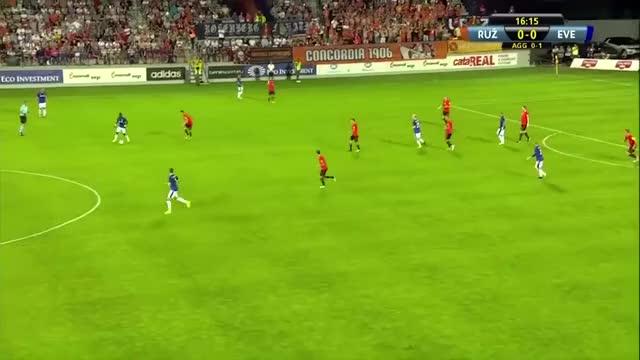 Watch Ruzomberok 0-1 Everton (aggregate 0-2) | Full Match Highlights | Europa League Qualification GIF on Gfycat. Discover more everton, mfk ružomberok, ruzomberok GIFs on Gfycat