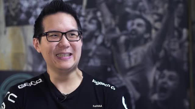 Watch and share NA LCS Spring Finals: Jatt Interview With TSM Yellowstar GIFs by engelic on Gfycat
