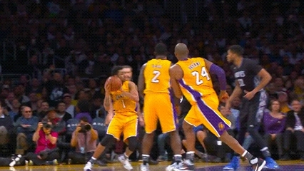 Kobe Bryant, Los Angeles Lakers GIFs
