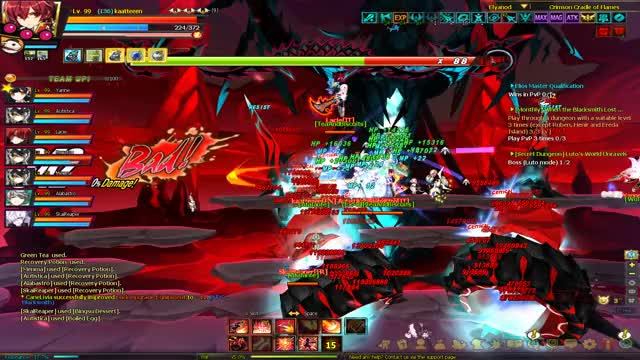Watch and share Elsword 2019.01.16 - 18.22.38.06.DVR GIFs on Gfycat