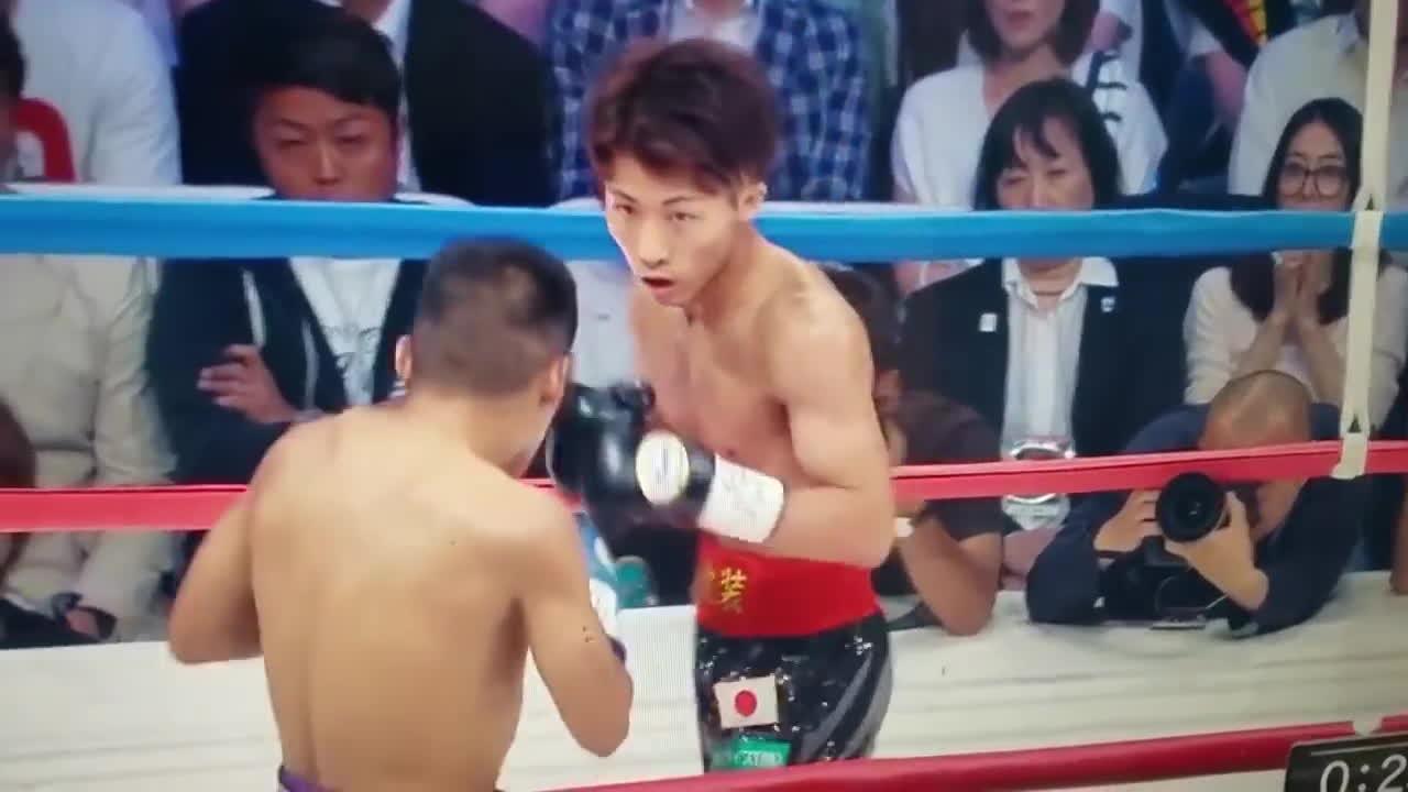 ajh, boxeo, boxing, sports, Naoya Inoue vs Ricardo Rodriguez Full Fight TKO GIFs