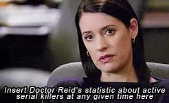 Watch and share Criminal Minds GIFs and Emily Prentiss GIFs on Gfycat