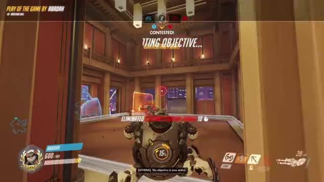 Watch and share Overwatch GIFs and Potg GIFs by Kit on Gfycat