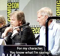 Watch and share It Was Hilarious GIFs and Luke Skywalker GIFs on Gfycat