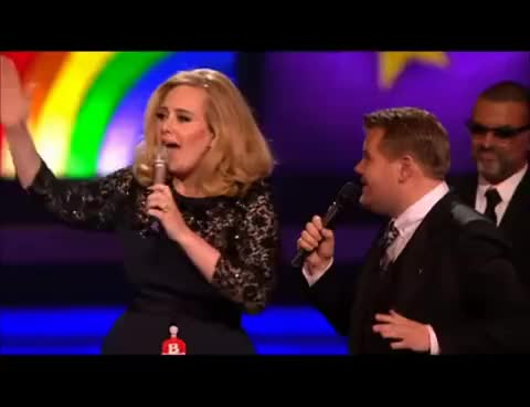 Watch adele middle finger GIF on Gfycat. Discover more adele GIFs on Gfycat