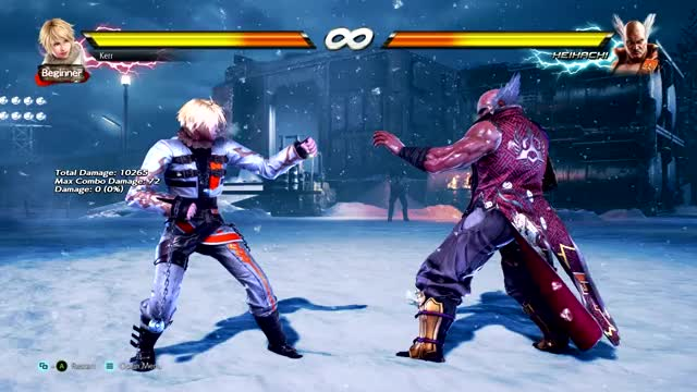 Watch and share 60fpsgfy GIFs and Tekken7 GIFs by kerrbear on Gfycat