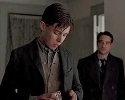Watch and share Nick Robinson Gifs GIFs and Boardwalk Empire GIFs on Gfycat
