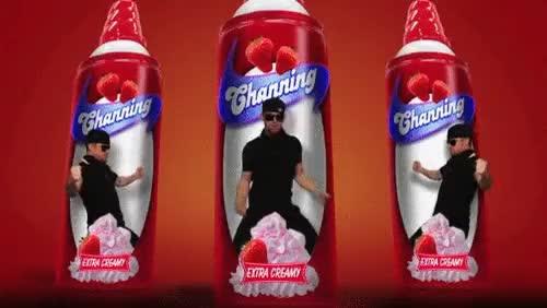 Watch and share Channing Tatum GIFs on Gfycat