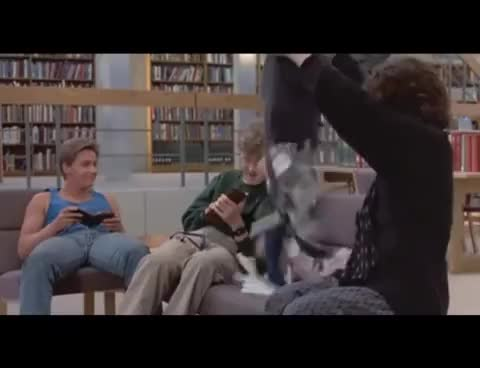 Watch and share Emilio Esteves GIFs and Blue Jeans GIFs on Gfycat
