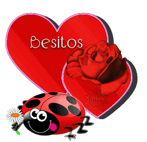 Watch and share Besito animated stickers on Gfycat