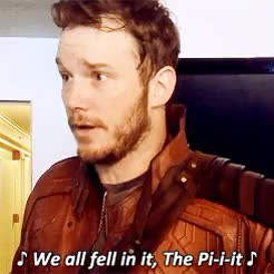 Watch and share Chris Pratt GIFs and Love This GIFs on Gfycat