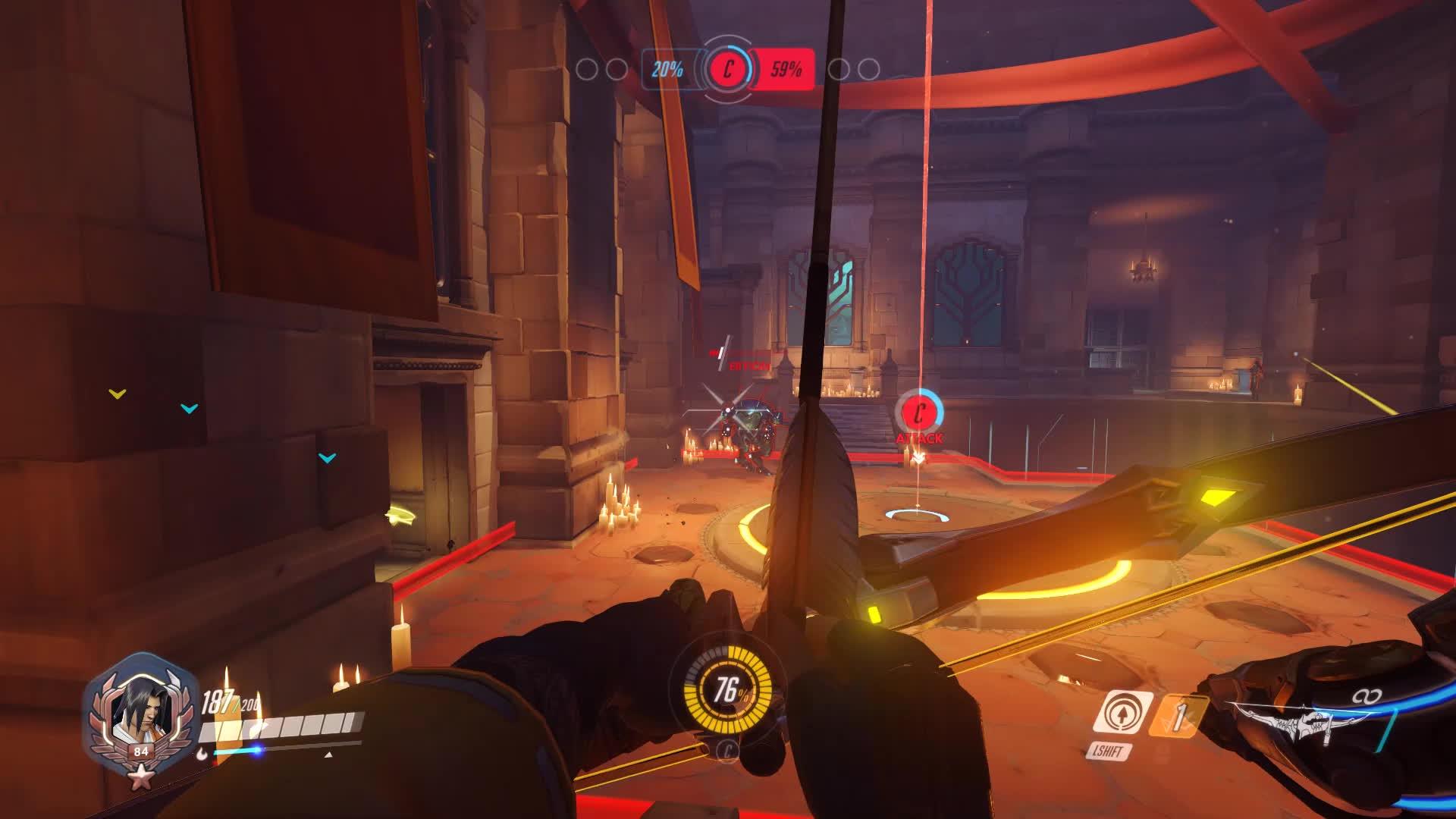 overwatch, Silly widow GIFs