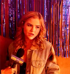Watch and share Maddie Hasson GIFs and Stupid Colors GIFs on Gfycat