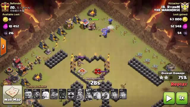 Watch this GIF by weskam123 on Gfycat. Discover more clashofclans GIFs on Gfycat